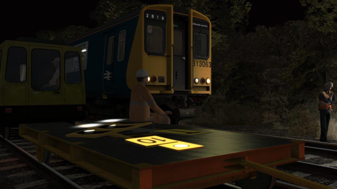 Back To The Depot Scenario Pack by StevenJam