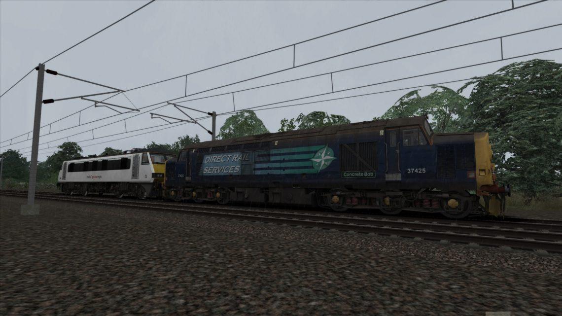 0Z37 Norwich Crown Point T&RSMD to Bounds Green T&RSMD