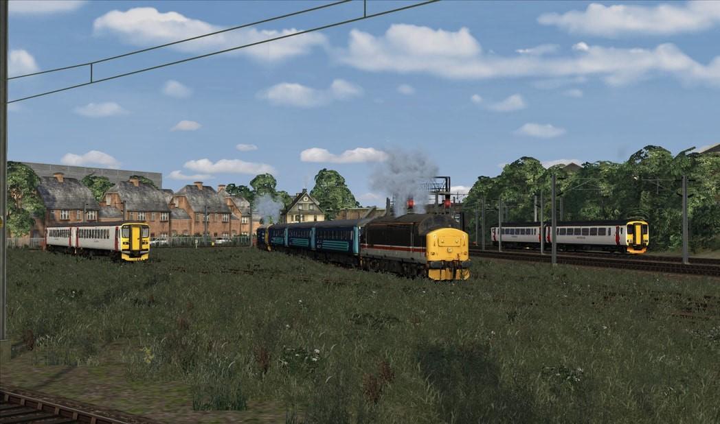 Wherry Lines Thrash (37)