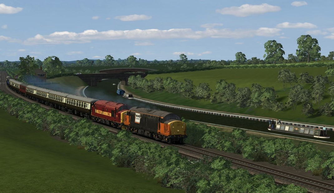 All aboard the railtour special (2002)