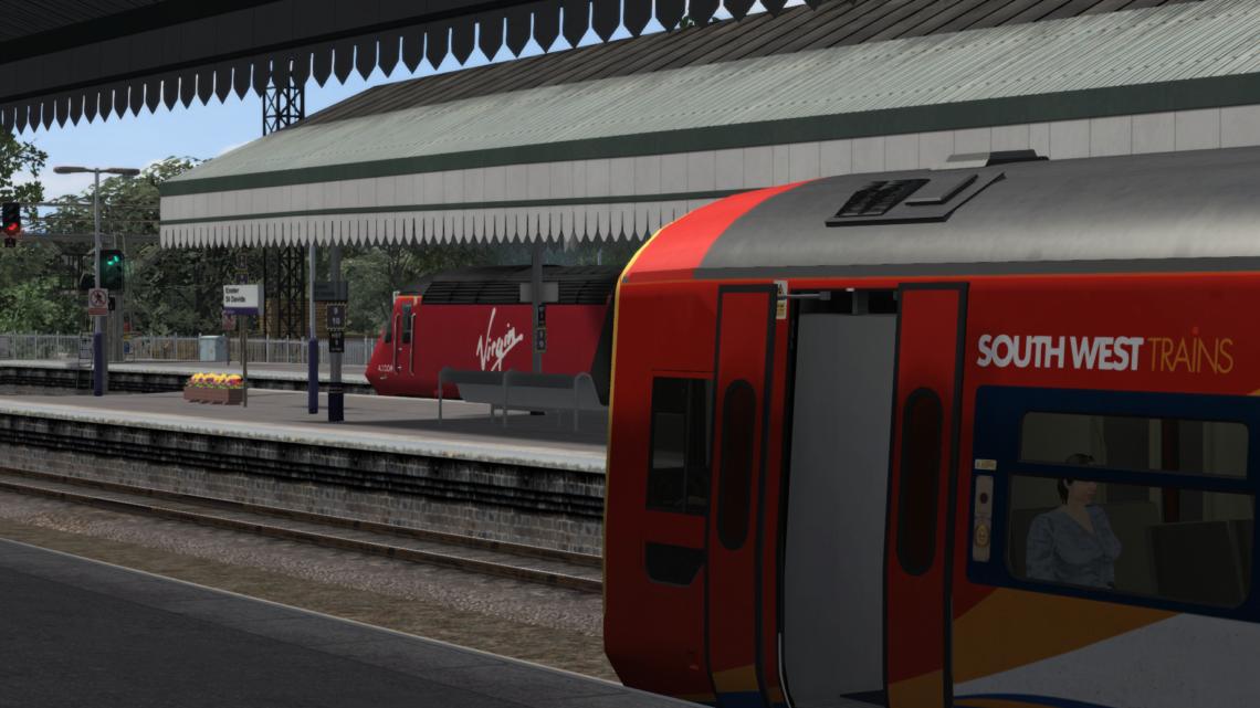 0952 Paignton – London Waterloo