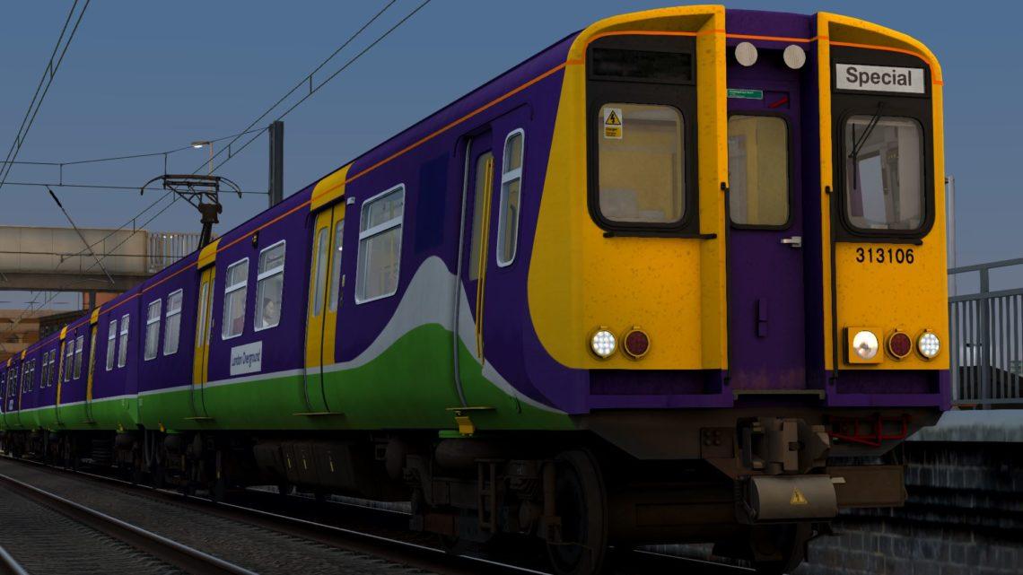 Class 313/314/315 AWS and Door Sound Upgrade V2