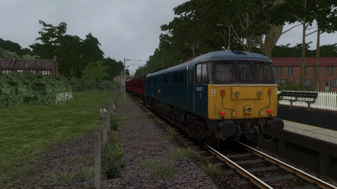 1Z93 0810 Edinburgh to Millerhill – AF – Class 86!