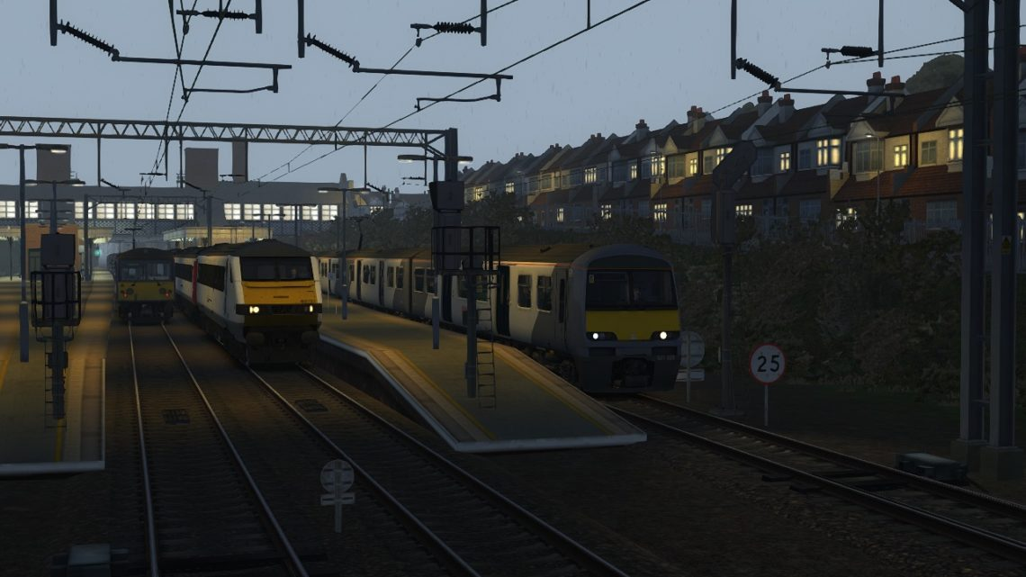 1F46 17:40 London Liverpool Street to Colchester Town