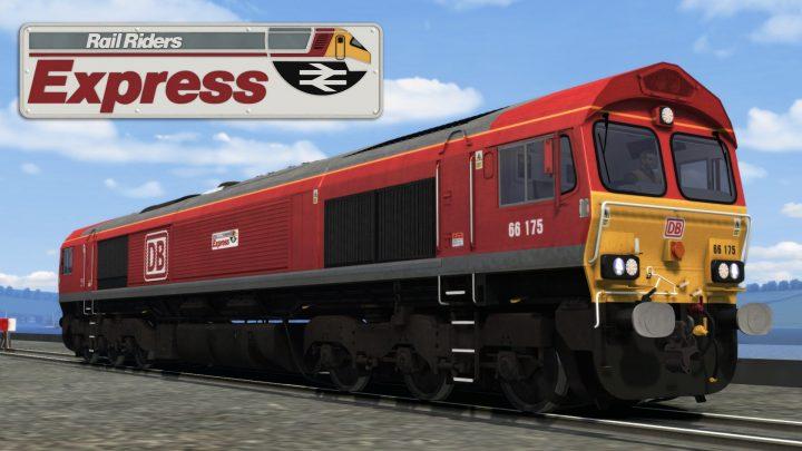 Rail Riders 66175