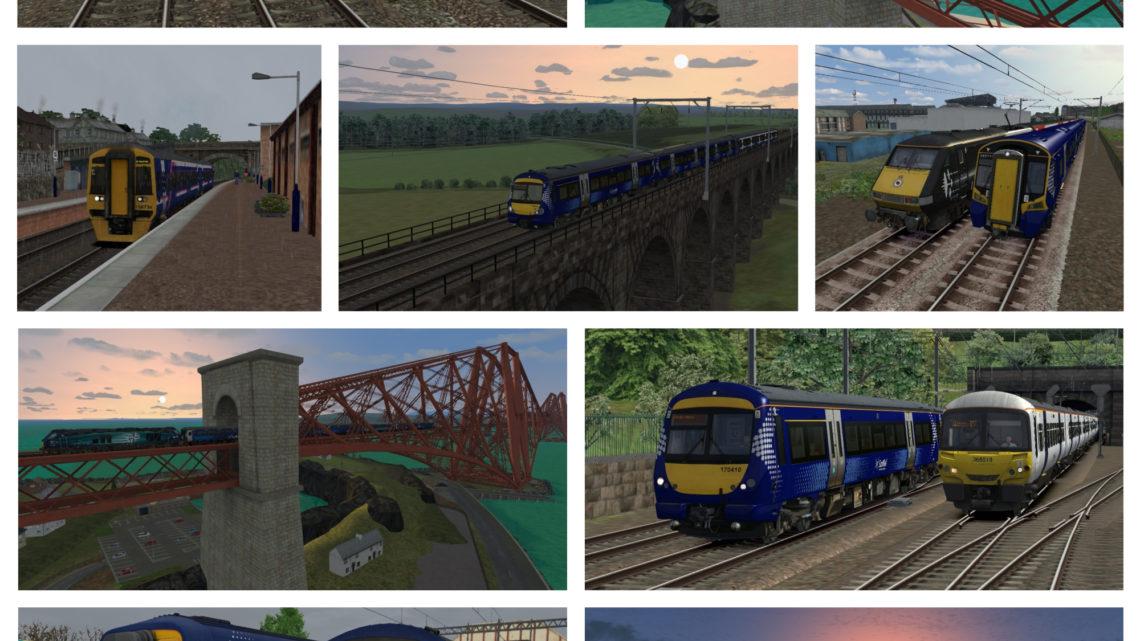 Scottish Scenario Pack 1
