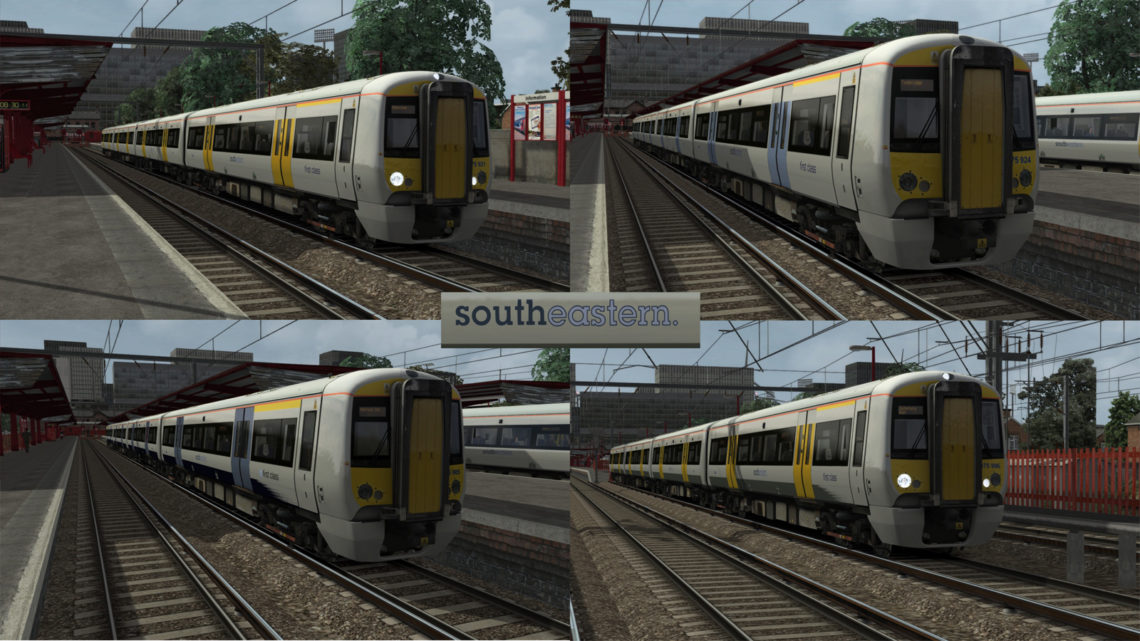 Class 375 Improvements (LonFav / SLL / BML)