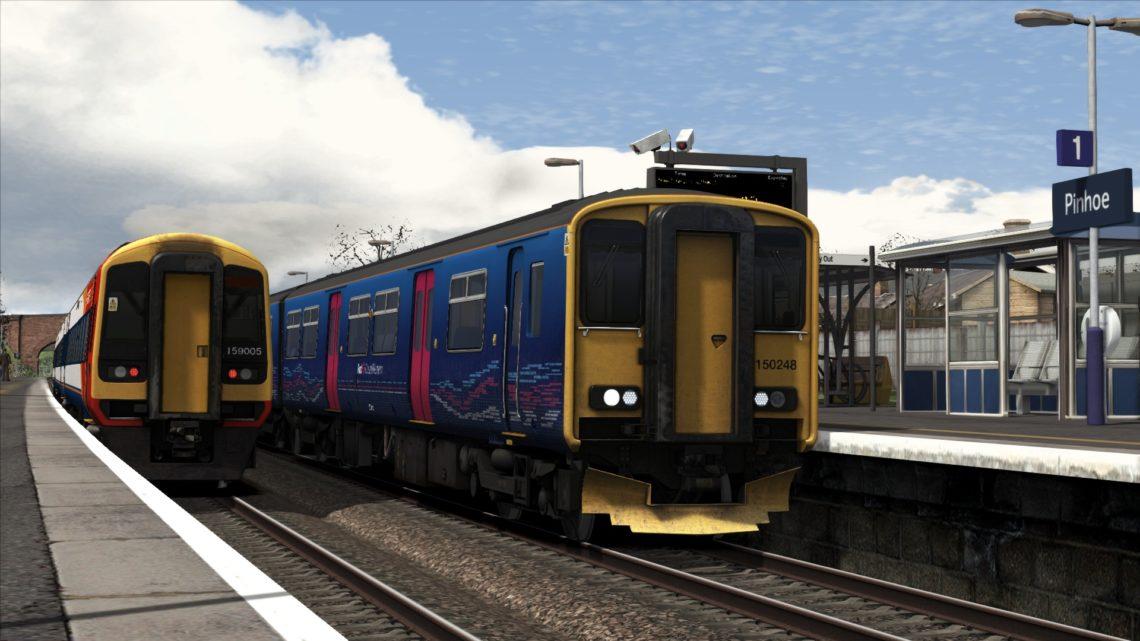 2Z12 1126 Exeter St Davids – Axminster