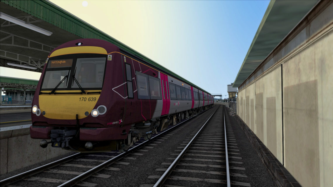 1M68 Cardiff Central – Nottingham