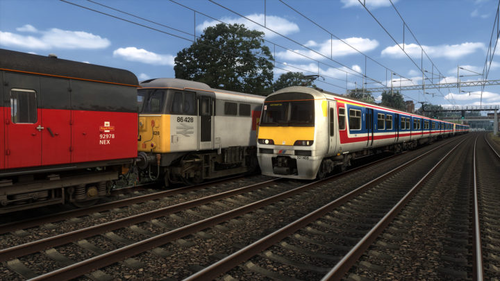 Network SouthEast Scenario Pack (WCML South)