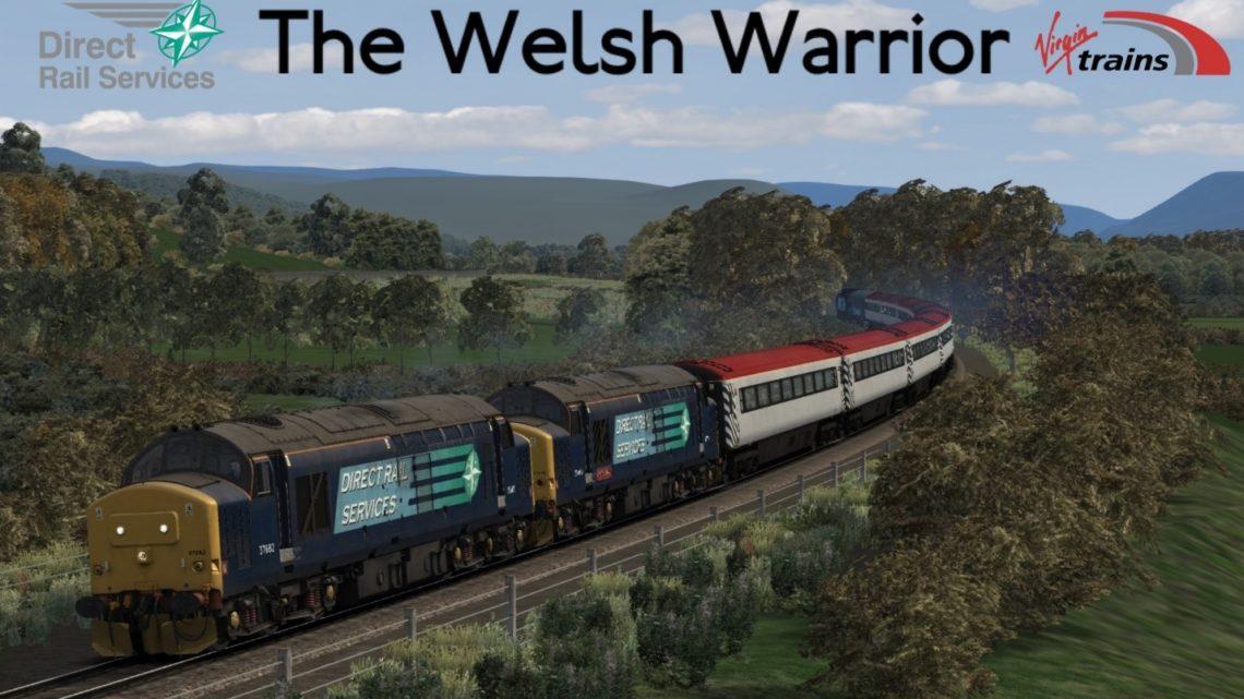 The Welsh Warrior – North Wales Coastal Scenario Pack