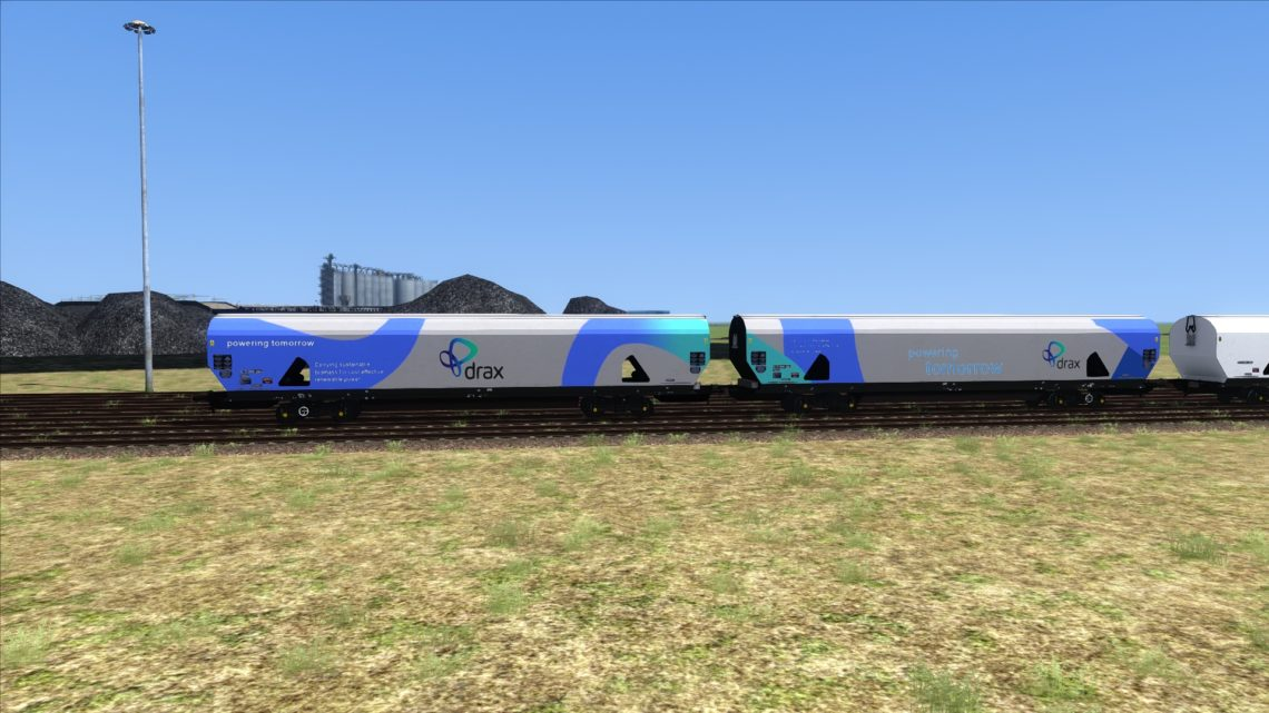 Drax Biomass Wagons (Public Beta v1.3)