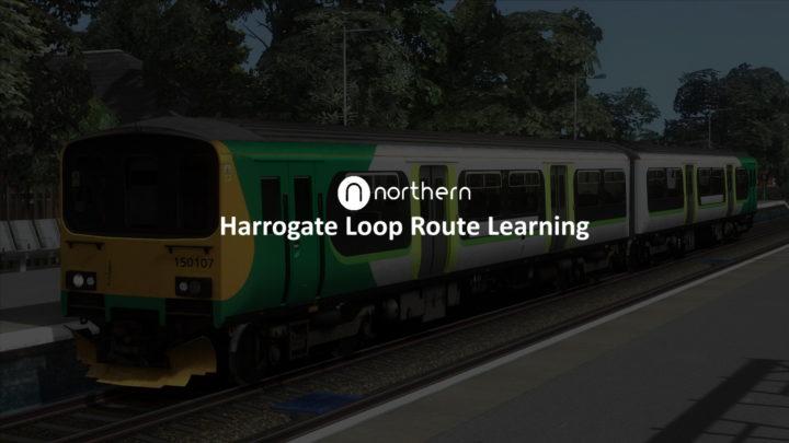 Harrogate Loop Route Learning (LDS-YRK)