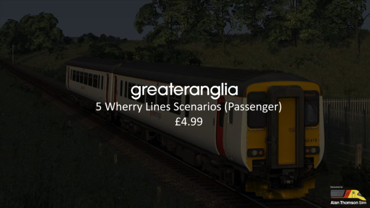 Wherry Lines Scenario Pack