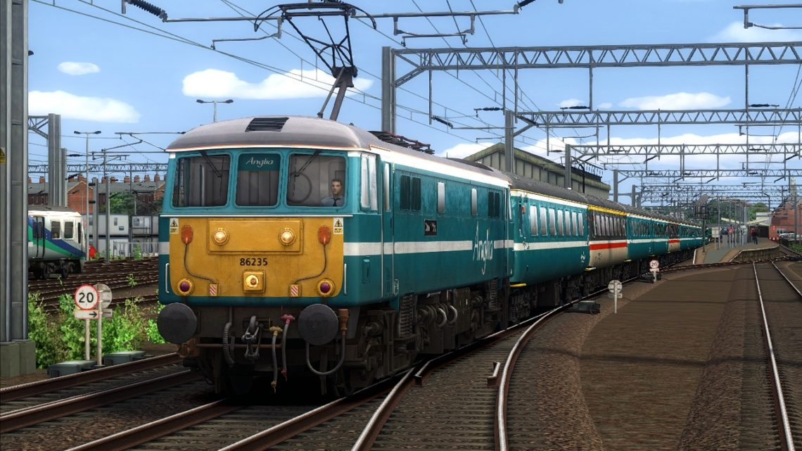 Class 86 Scenario Pack *SUBSCRIPTION ONLY*