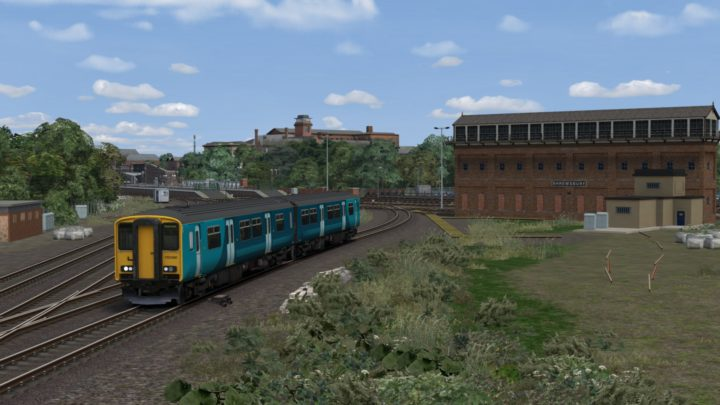1V70 0930 Manchester Piccadilly to Swansea