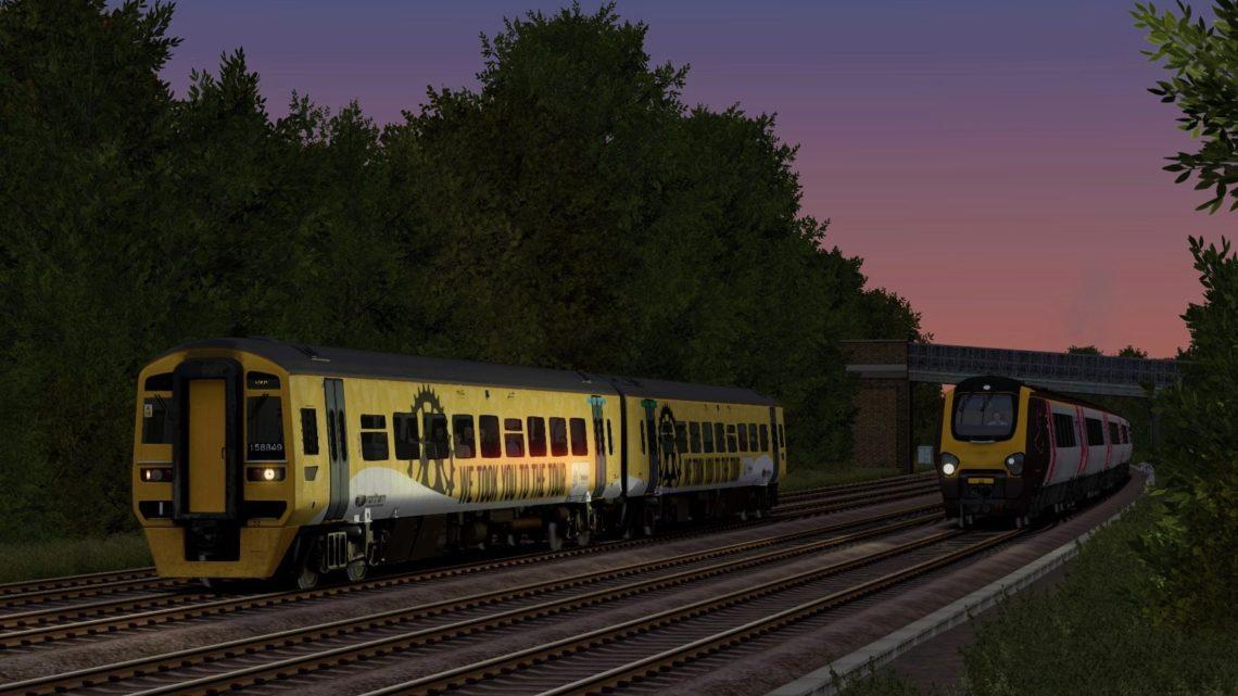(WM) 1Y04 06:21 Nottingham – Leeds (2015)