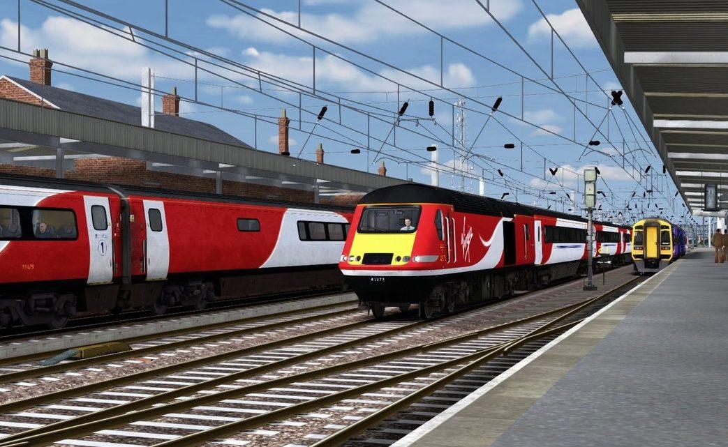 (WM) Doncaster Trainspotting (2017)