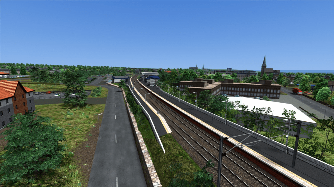 Fife Circle Route Electrified