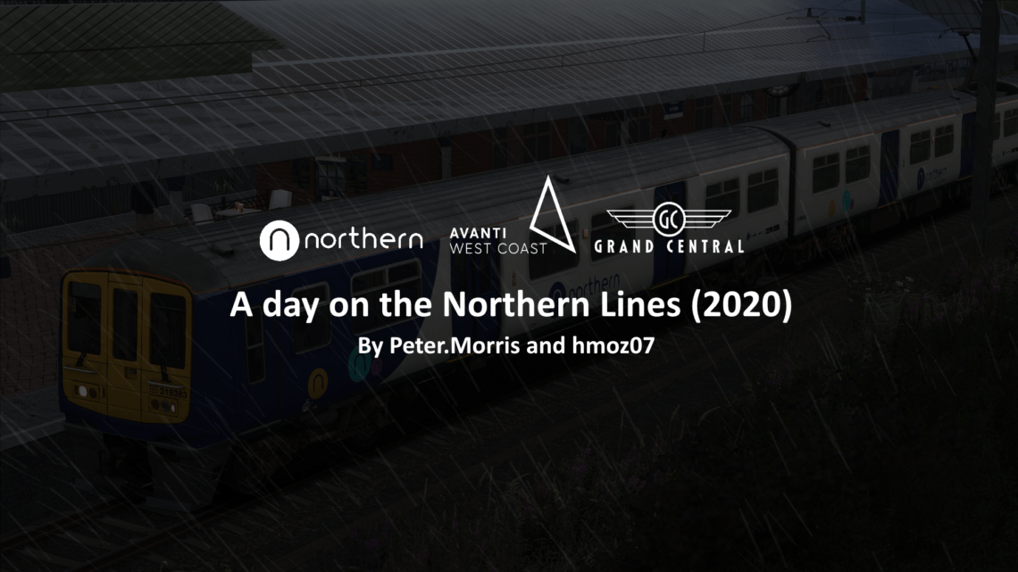 A day on the Northern Lines (2020)