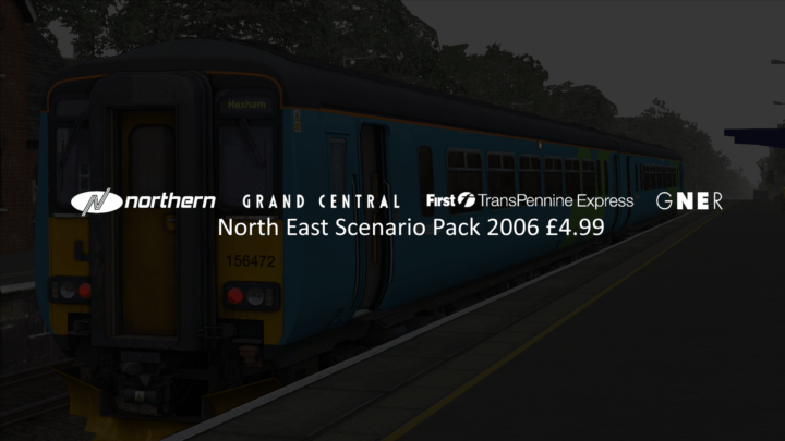 North East England Scenario Pack (2006)