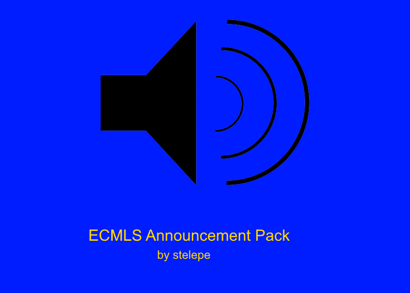 ECMLS Announcement Pack v1.0