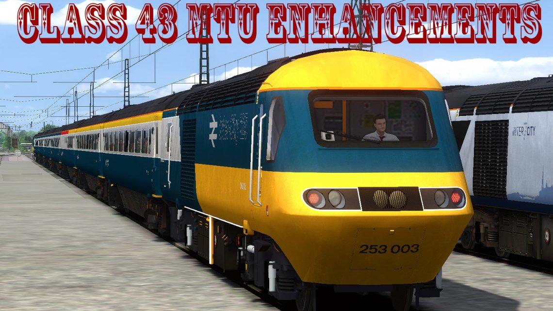 Class 43 Enhancements for MTU Liveries V1.1
