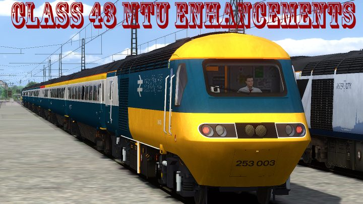 Class 43 Enhancements for MTU Liveries V1.1
