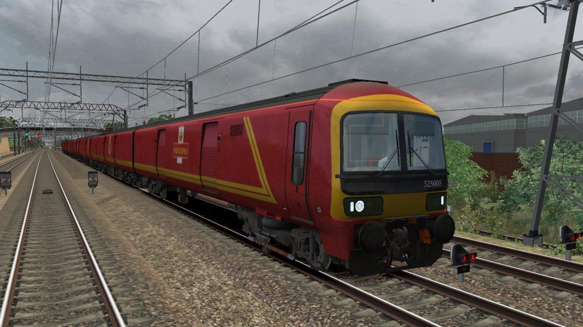 523R 0830 Warrington RMT to Crewe Electric TMD