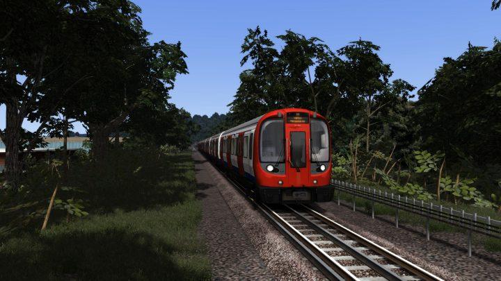 London Underground Metropolitan Line Covid-19 Scenario Pack