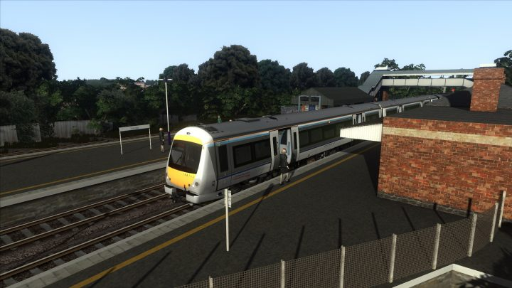 [AC] 2L22 Birmingham Snow Hill – Leamington Spa Chiltern Railways service