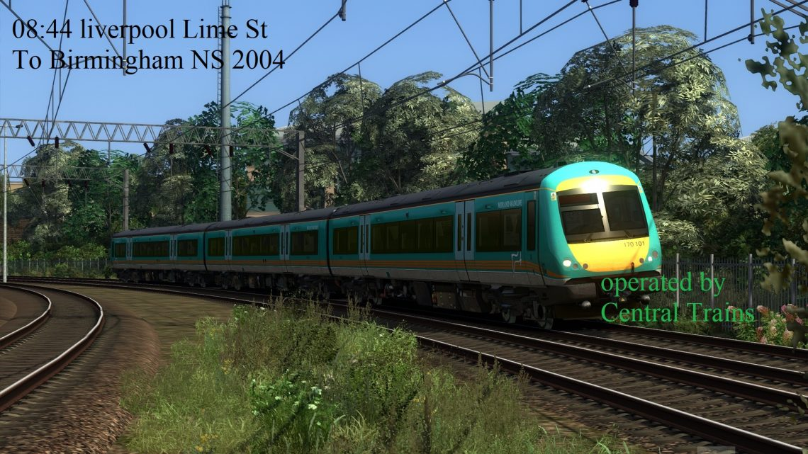 [BP] 08:44 Liverpool Lime St – Birmingham NS