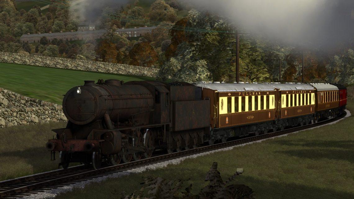 Keighley & Worth Valley Railway Autumn Steam Gala 2015