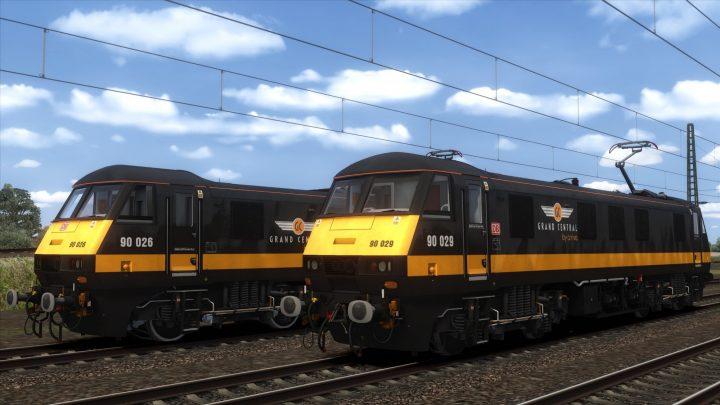 Class 90 Grand Central – v1.1 –