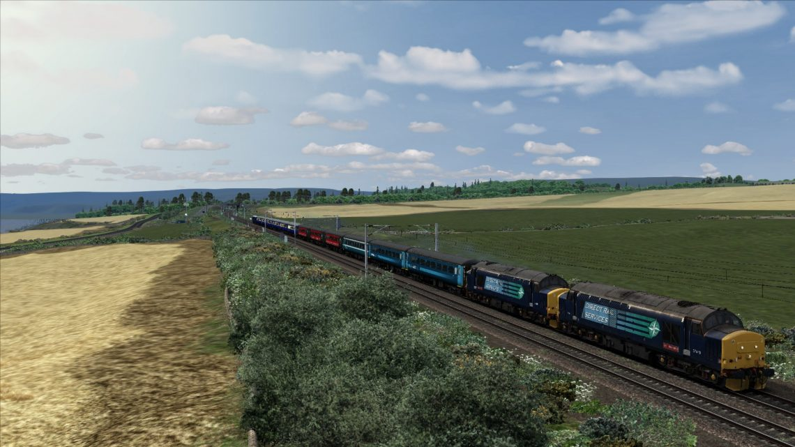 """1Z51 00.50 Crewe – Inverness """"The Forth and Tay Highlander"""" (2014) v.1.1"""