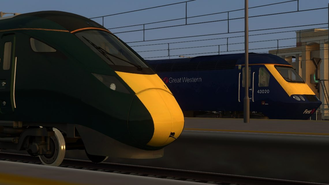 1P13 07:07 Oxford to London Paddington