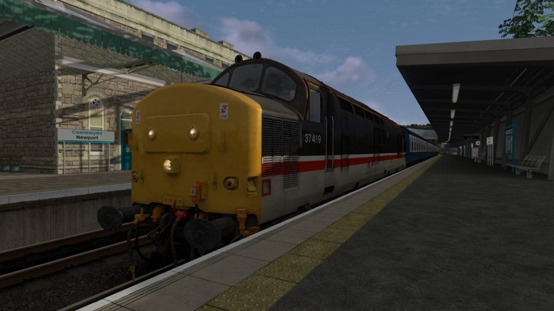 1W37 1940 Newport to Shrewsbury