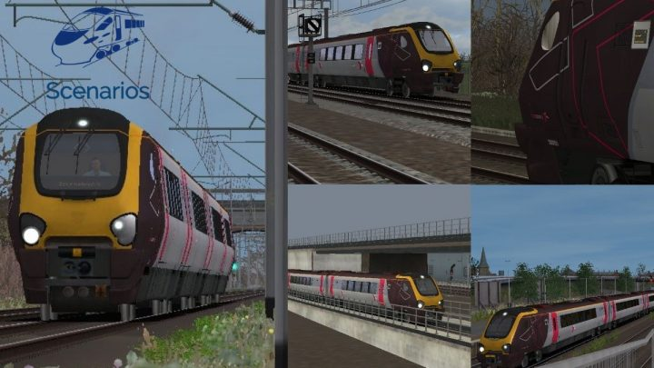 [CB] 1O12 Manchester Piccadilly – Bournemouth