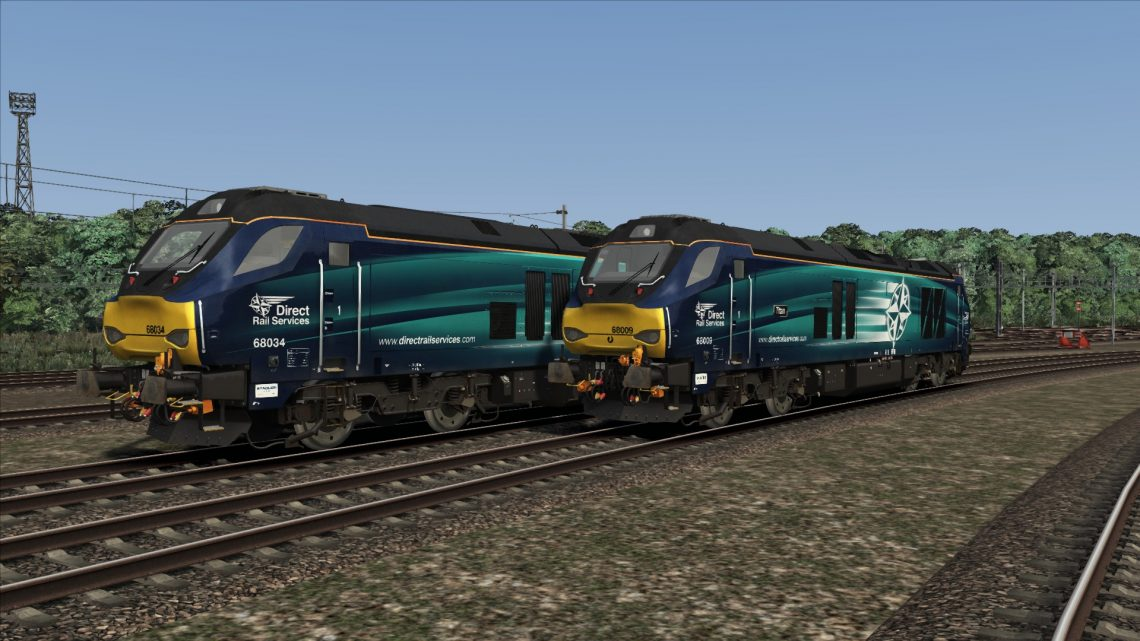 Class 68 Visual Additions