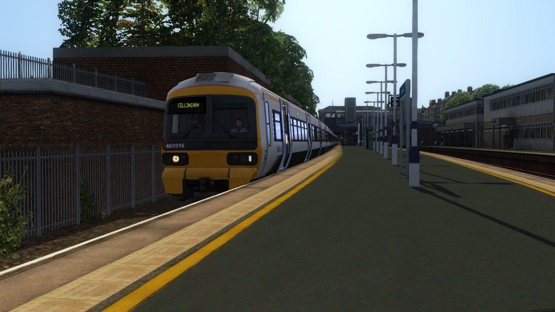 [JC] 2K36 1712 London Victoria – Gillingham