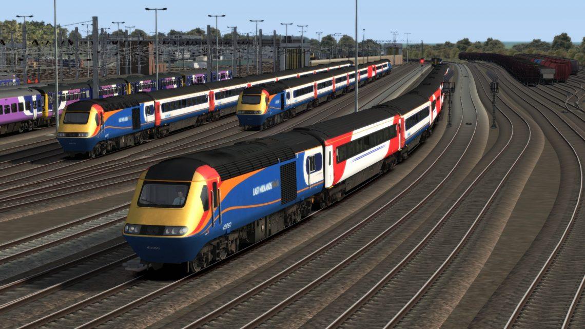1Y24 11:01 York to London Kings Cross