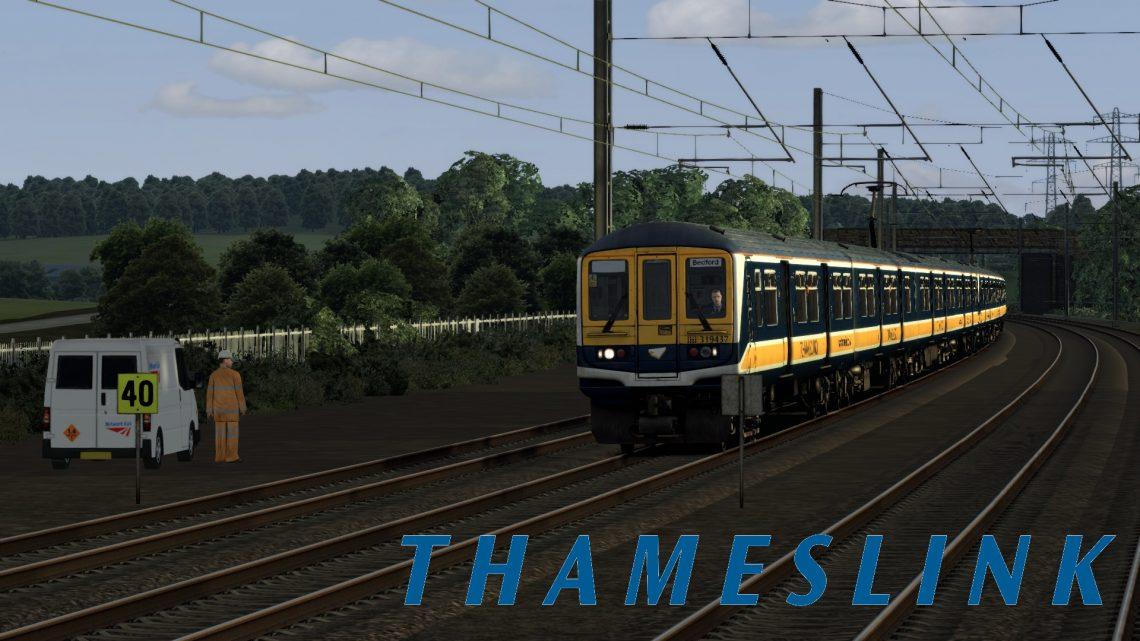 1W44 18:03 Brighton to Bedford