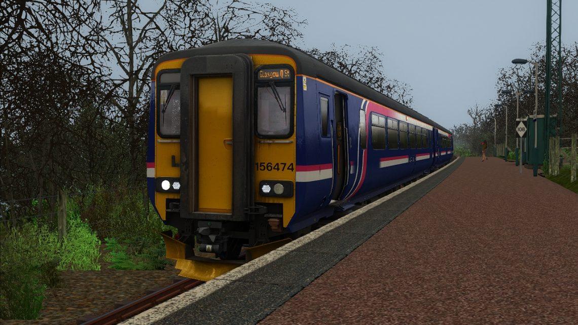 1Y42 – 06:03 Mallaig to Glasgow Queen Street