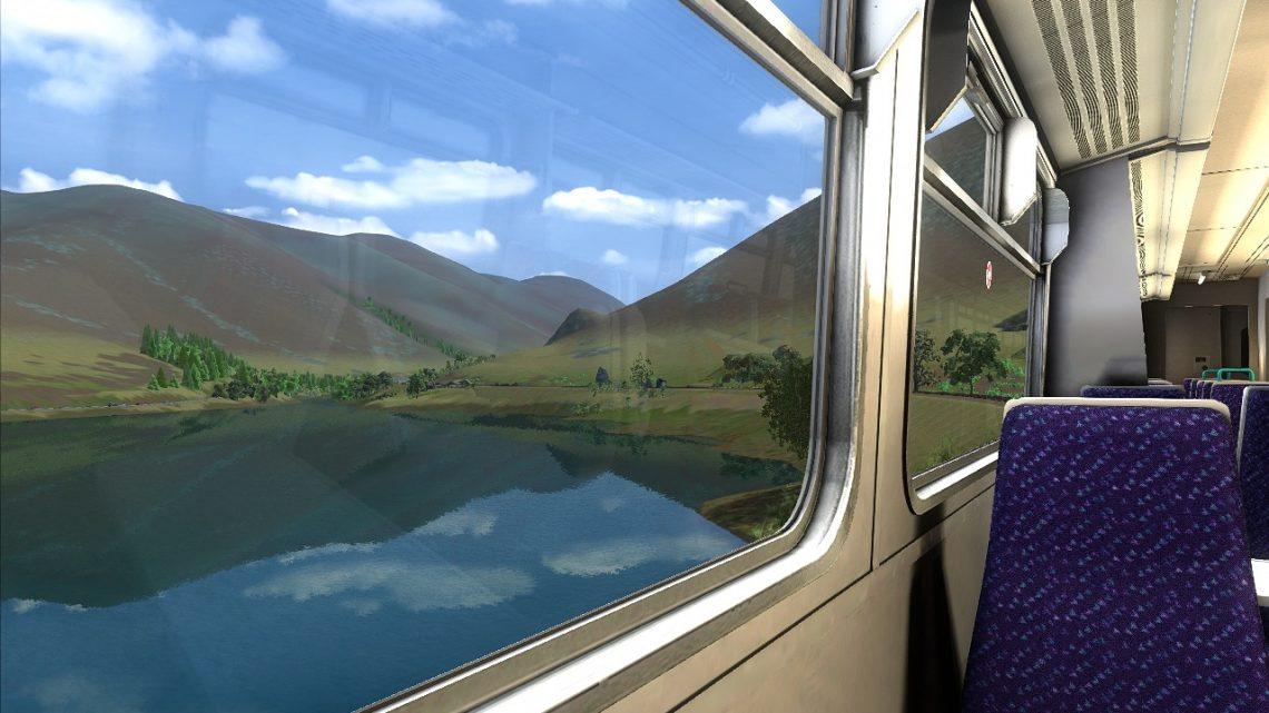 West Highland Line Scenario Pack (Class 156)