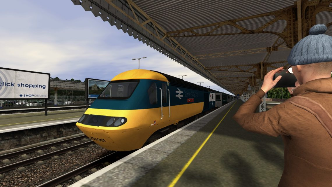 (RP) 1A76 Plymouth to London Paddington Part 2 (18,05,2019)