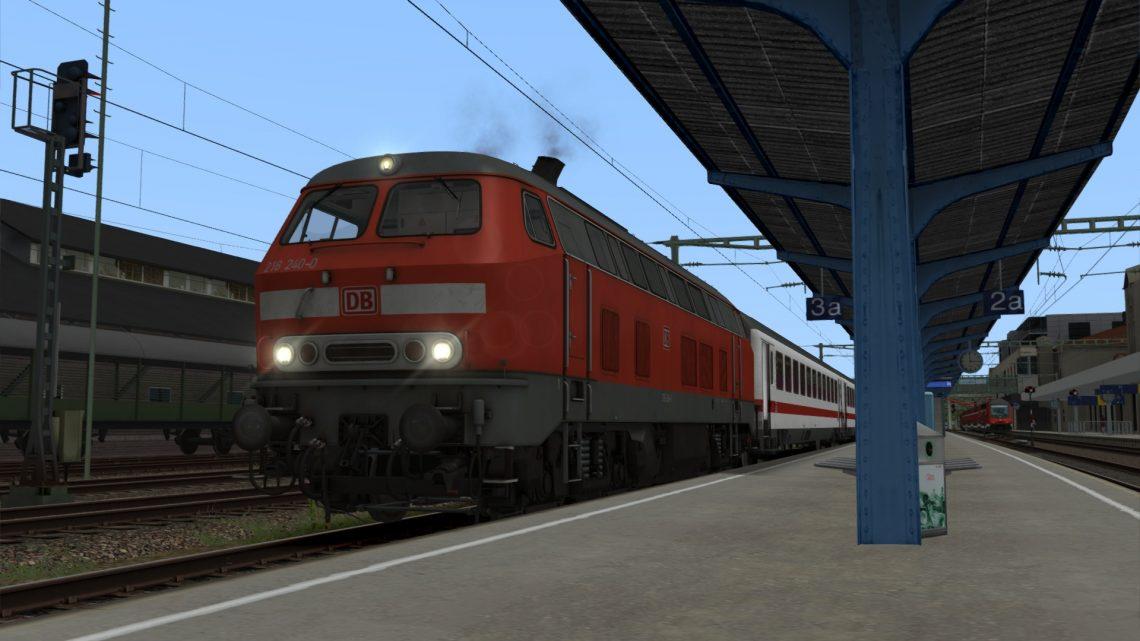 IC 26 Konstanz to Dortmund