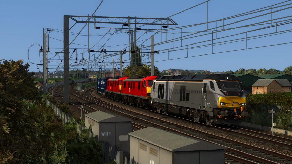 4M25 Mossend Euroterminal – Daventry v1.1