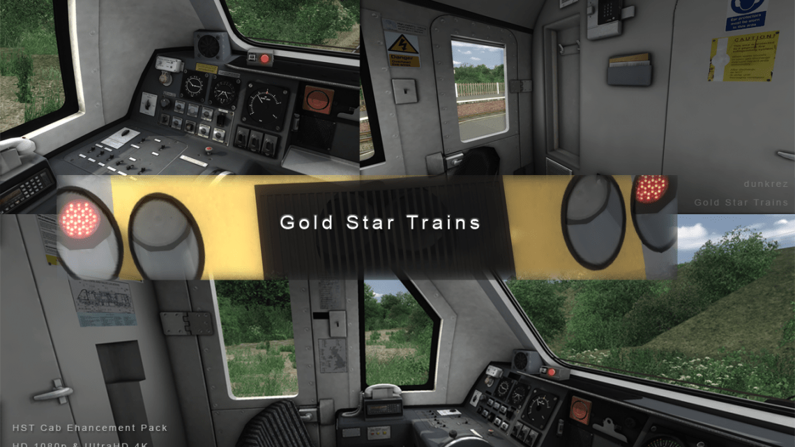 HST Cab & Lights Enhancement Pack (HD 1080p & UltraHD 4K) – v5.0