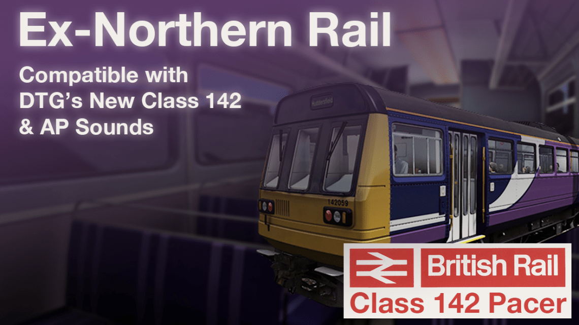 Northern Rail Unbranded Pacer for DTG's New Pacer