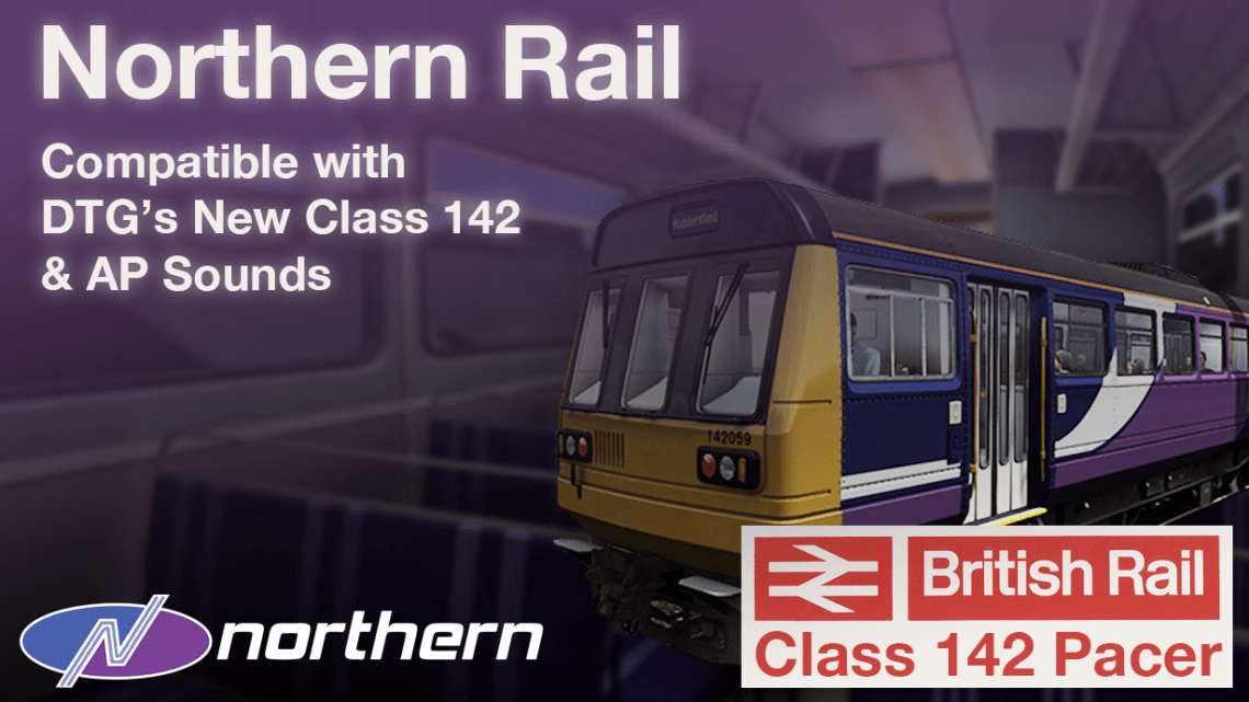 Serco & Abellio Northern Rail Pacer for DTG's New Pacer
